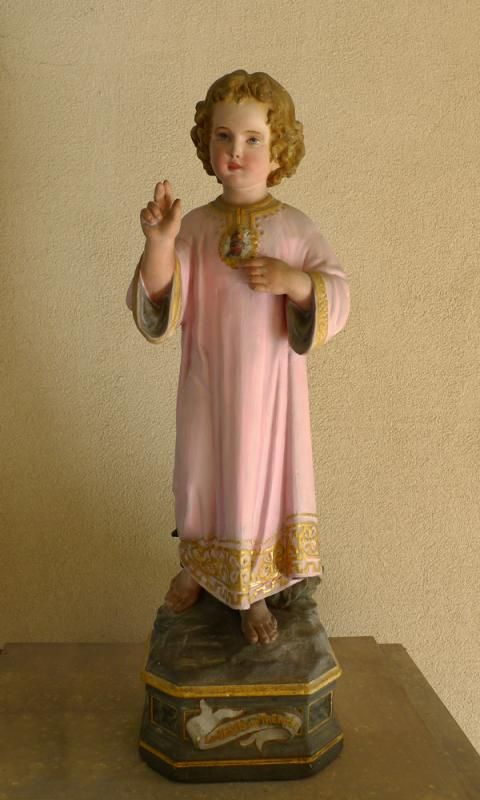 Child Jesus of the cloister that St Therese took care of.
