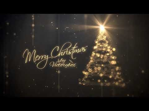 Christmas Logo After Effects Project Files Merry Christmas And Happy New Year Holiday Logo Christmas Projects