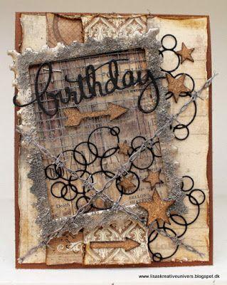 Riddersholm Design: BIRTHDAY