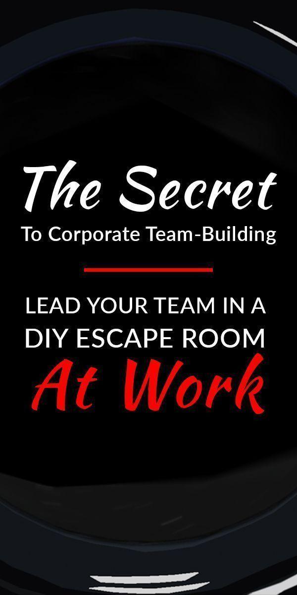The Secret to Corporate Team-Building Success