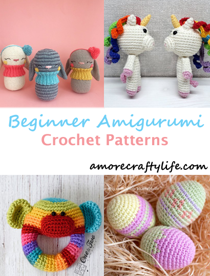 The Cutest Amigurumi — Easy Patterns and Tutorials | Crochet ... | 538x410