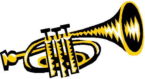 image issue du site web http images clipartpanda com trumpet clip rh pinterest co uk trumpet graphics clip art trumpet clip art free images
