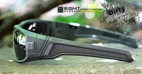 3fe7fbb993 Dirty Matte Gray V.1 www.IWEAR8.com