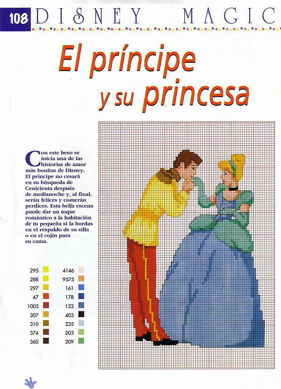 Solo Patrones Punto Cruz (pág. 161) | Aprender manualidades es facilisimo.com