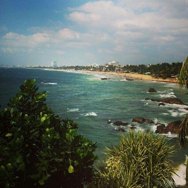 View from Mount Lavinia Hotel, SriLanka