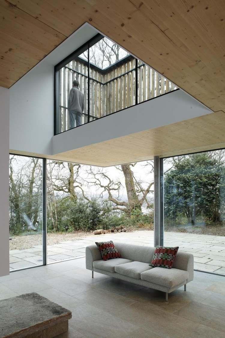 im modernen Haus verschmelzen innen und außen | Architecture ...