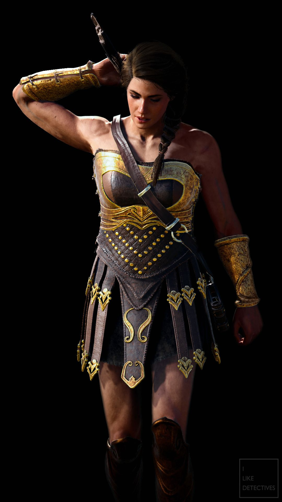 Amazonian Assassins Creed Assassins Creed Artwork Assassins Creed Odyssey