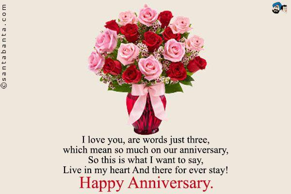 50 Ucapan Happy Wedding Anniversary Dalam Bahasa Inggris Dengan