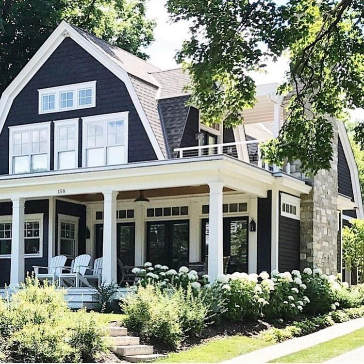 Modern Farmhouse Exterior Designs 11: 30+ Modern Farmhouse Exterior Designs In 2018