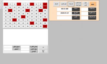 تحميل برنامج كاشير للمطاعم والكافيهات مجانا Resturant Periodic Table