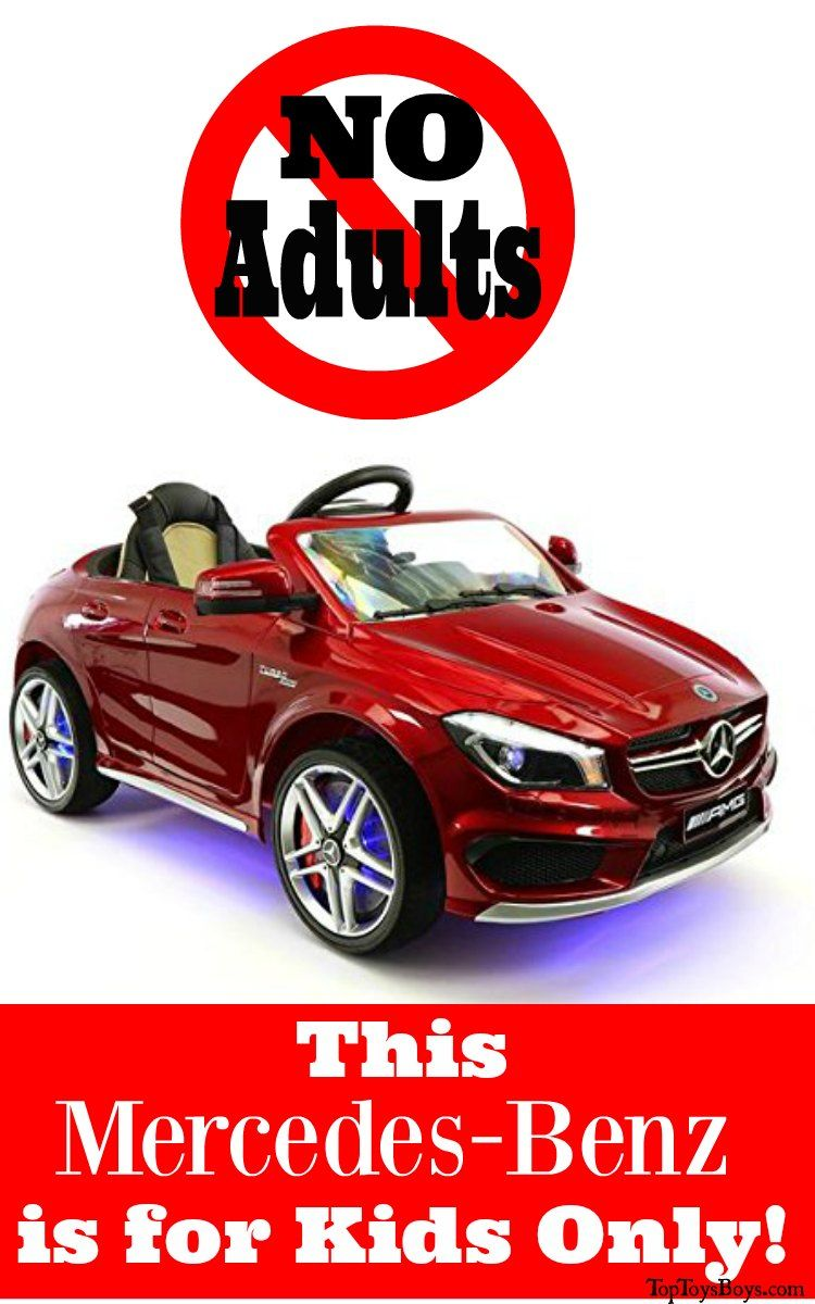 Mercedes Kids Ride On Car Luxury Ride On Cars For Kids Kids Ride On Toys For Boys Top Toys