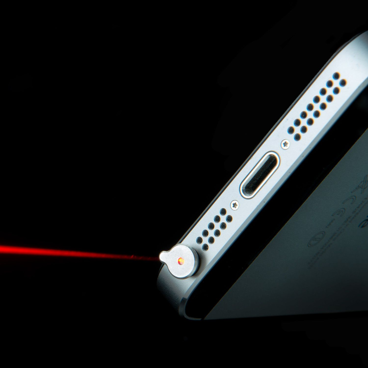 NOt sold on this, but it looks pretty cool ) iPin Laser