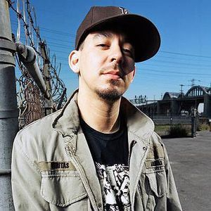 Little Mikey Shinoda from Linkin Park. Love his sexy voice and how he raps. He is AMAZING. F Chester, I want Mike to sing to me all day long   :P