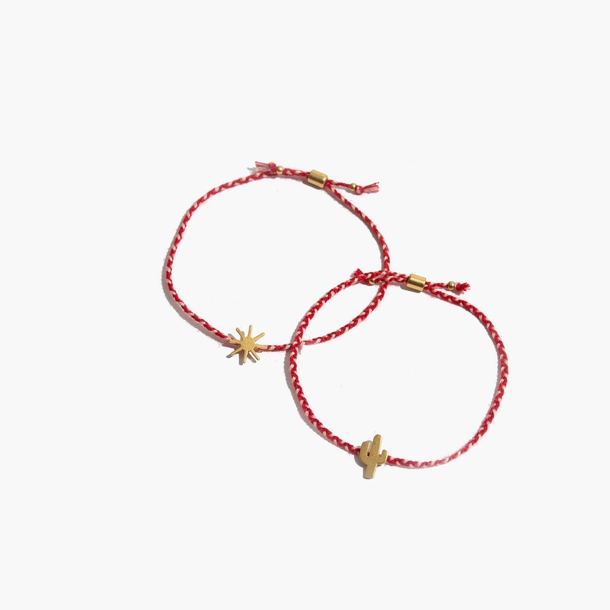 4419f339e4259 Two-Pack Friendship Bracelets | | j e w e l r y | | Friendship ...
