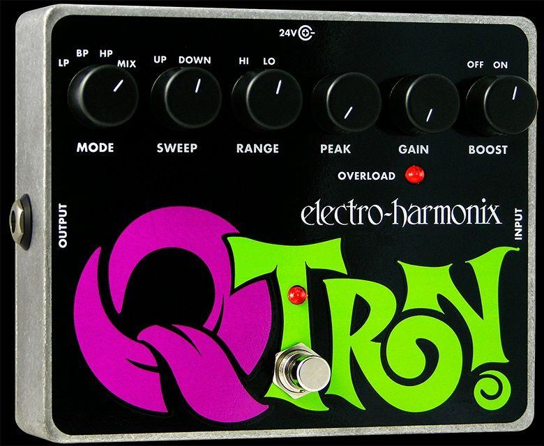 Electro-Harmonix Q-Tron Plus Filter Pedal