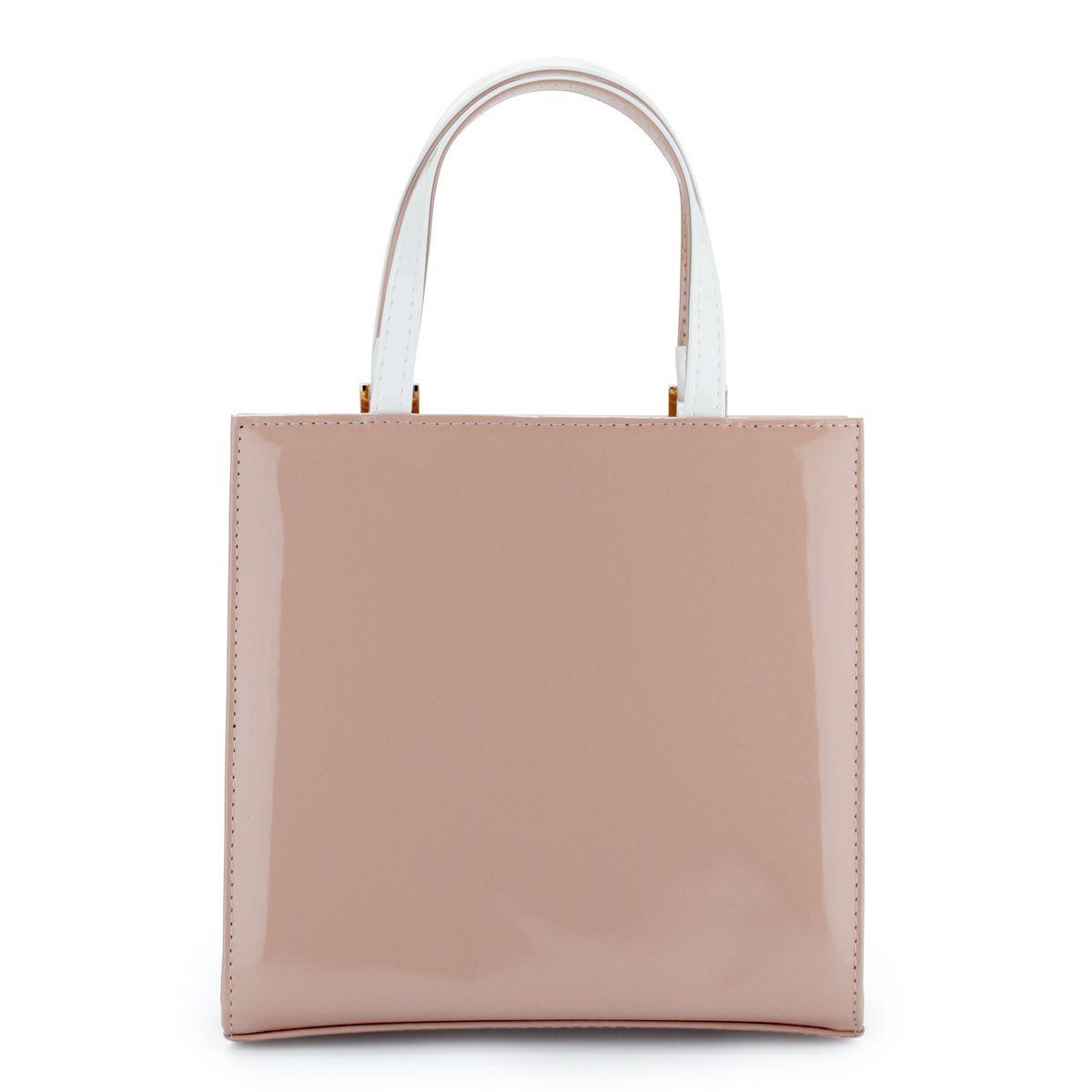Elegáns bézs-púder színű női táska  744fed4f8b