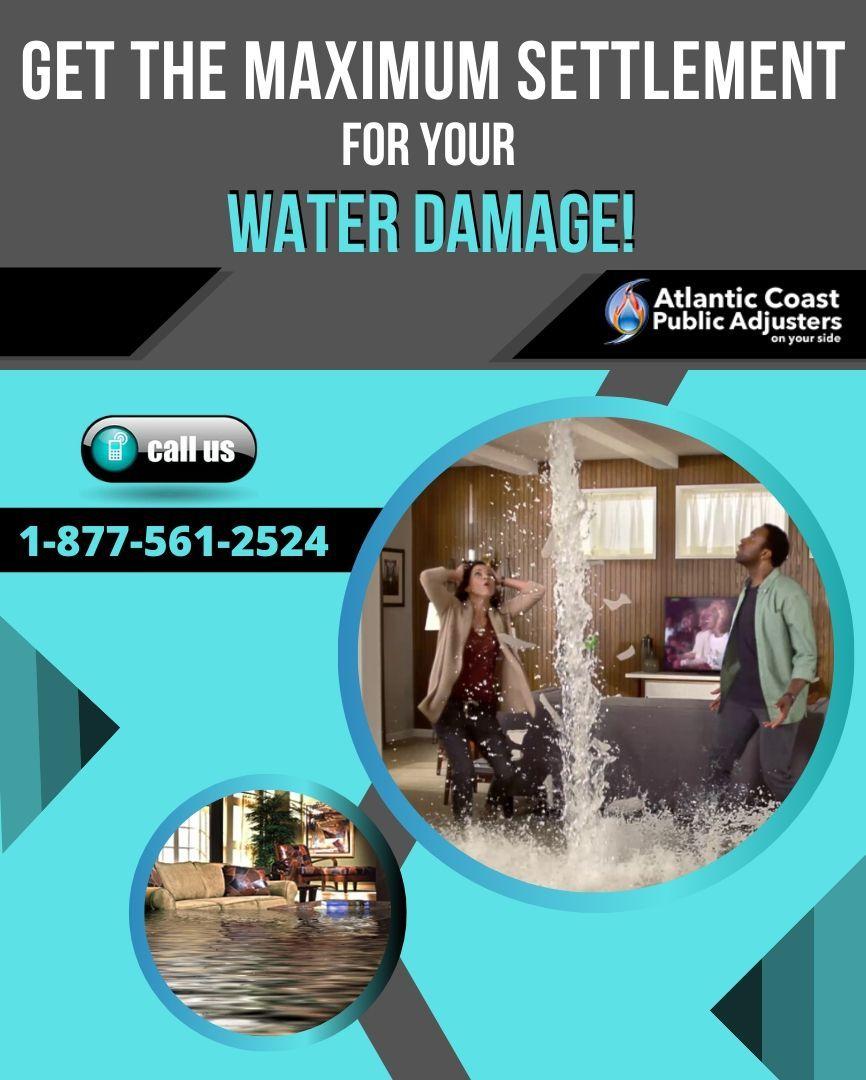 Water Damage Miami Damage Repair Atlantic Coast Public Adjusters Water Damage Repair Water Damage Public