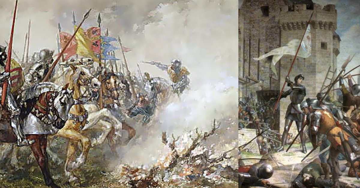 Who Led The Knights And How: Military Leadership In The Hundred Years War