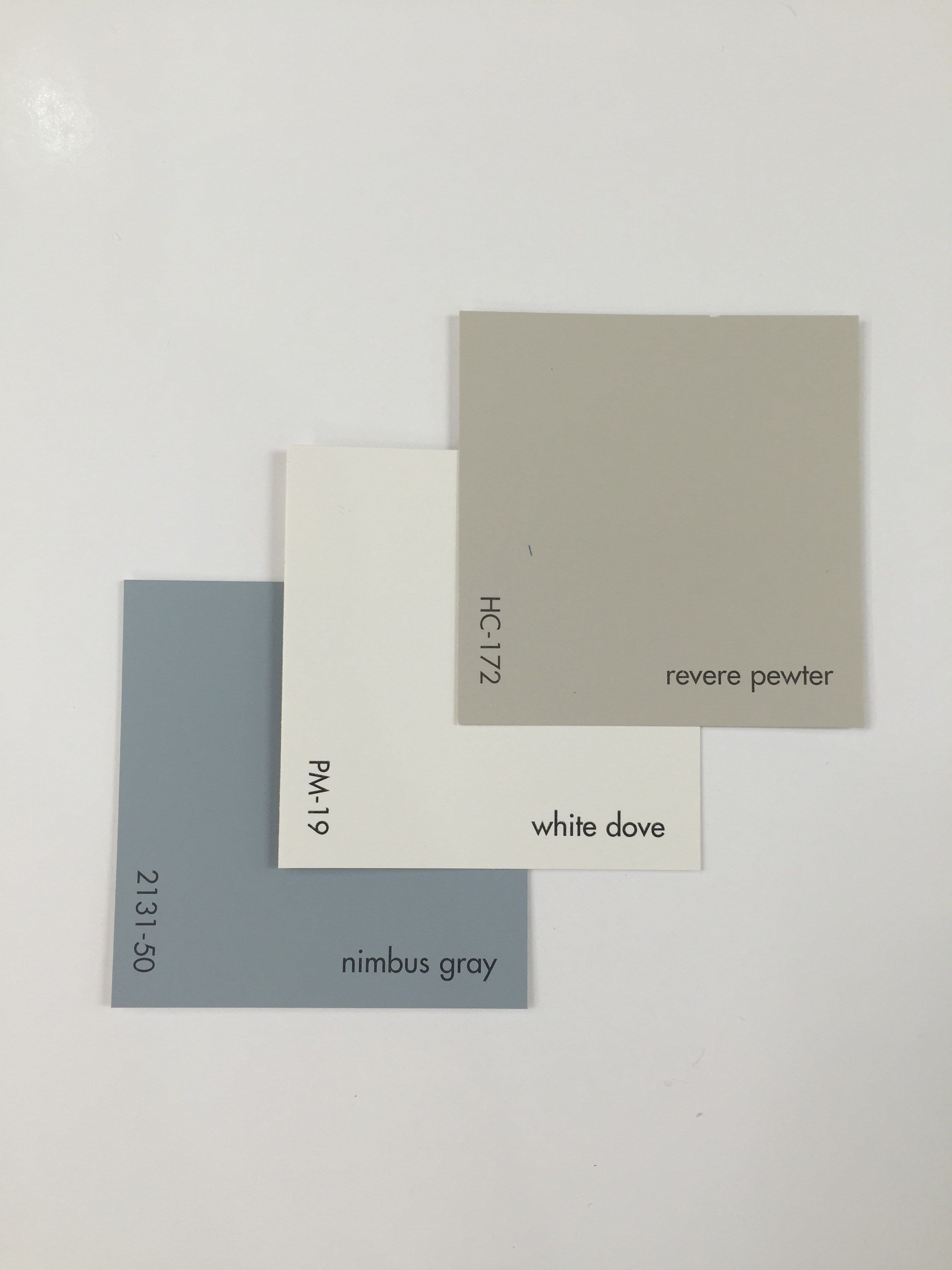 Finally made decisions on the paint colors for the renovations ...