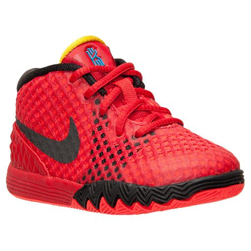 new product 223c9 cad5b Nike Kyrie 1 | Bright Crimson/Black/University Red | Kids ...