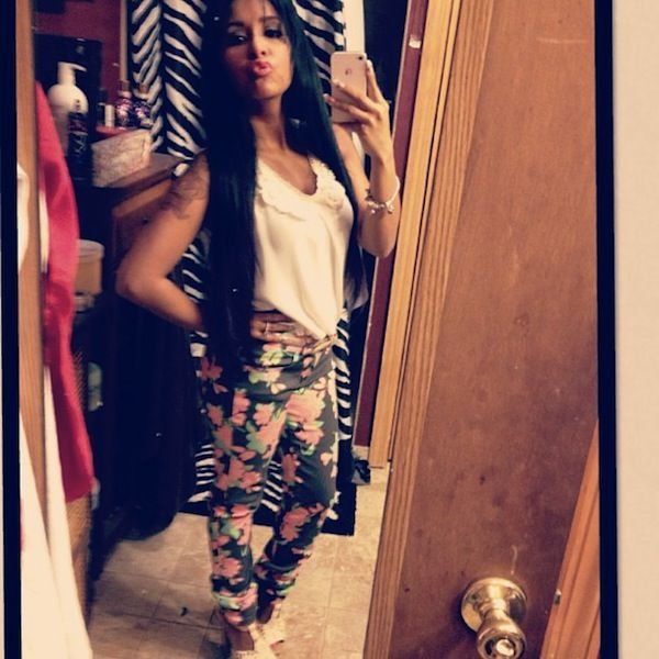 Nicole Snooki Polizzi Easter Sunday Outfit