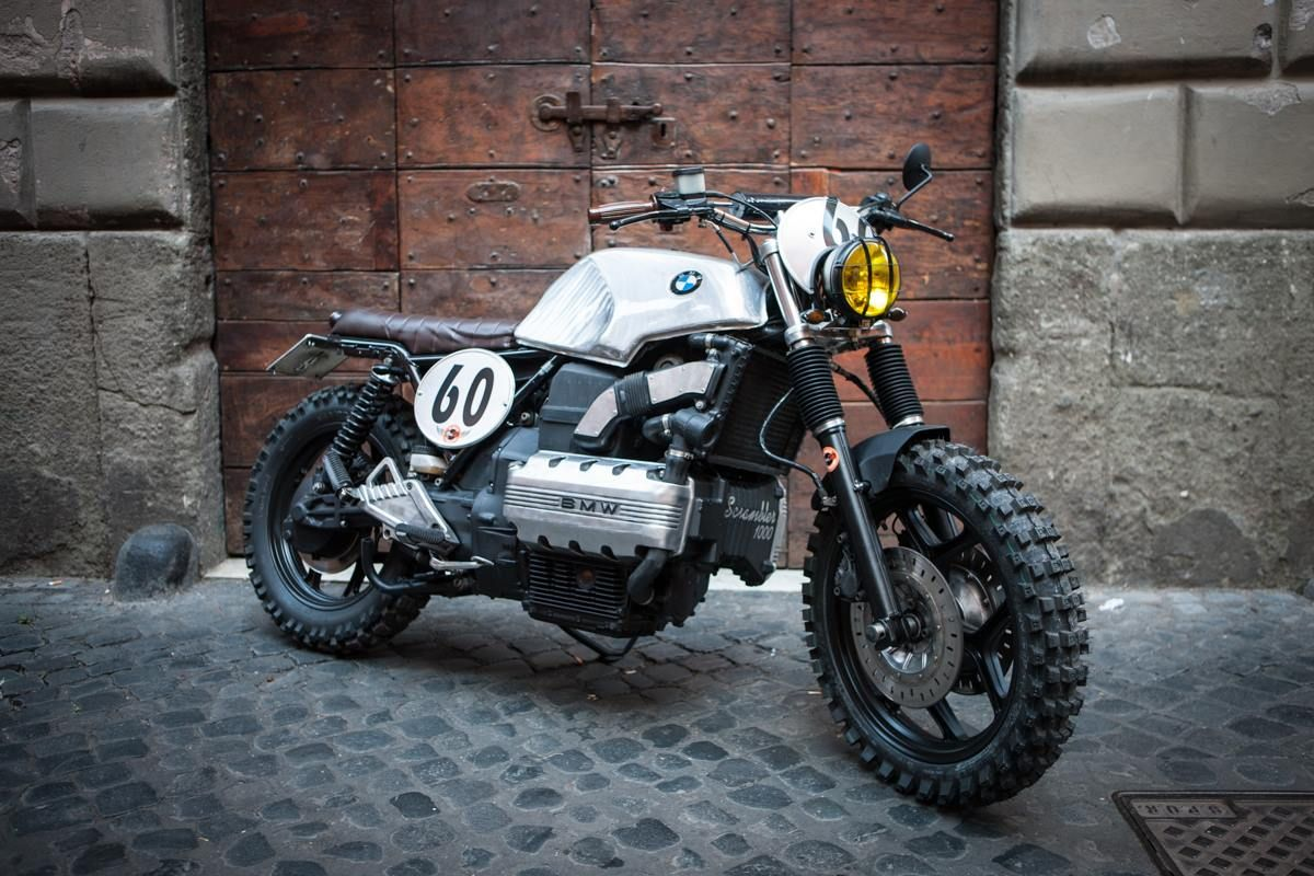 bmw k100 scrambler automotive pinterest scrambler. Black Bedroom Furniture Sets. Home Design Ideas