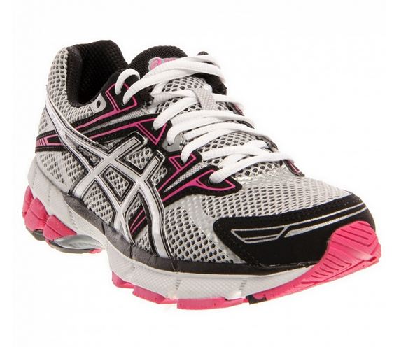 ASICS GT-1000 Womens - reg. $99.99   NOW $79.99!  This ASICS GT-1000 women's running shoe delivers superior cushioning and support for mild to moderate overpronators.