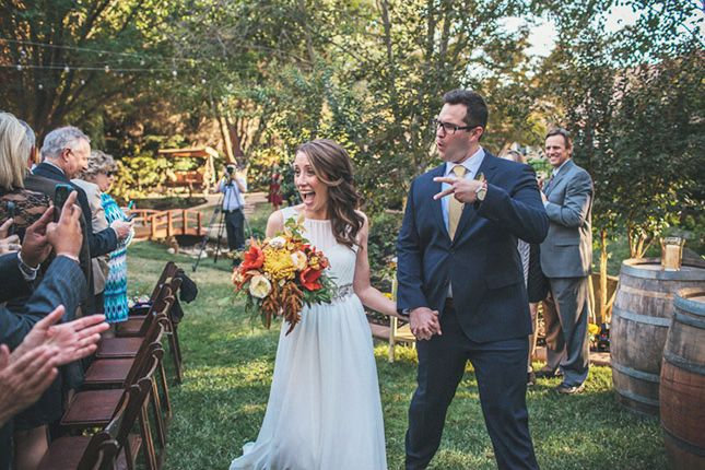 Kick Off Your Reception With These Wedding Songs