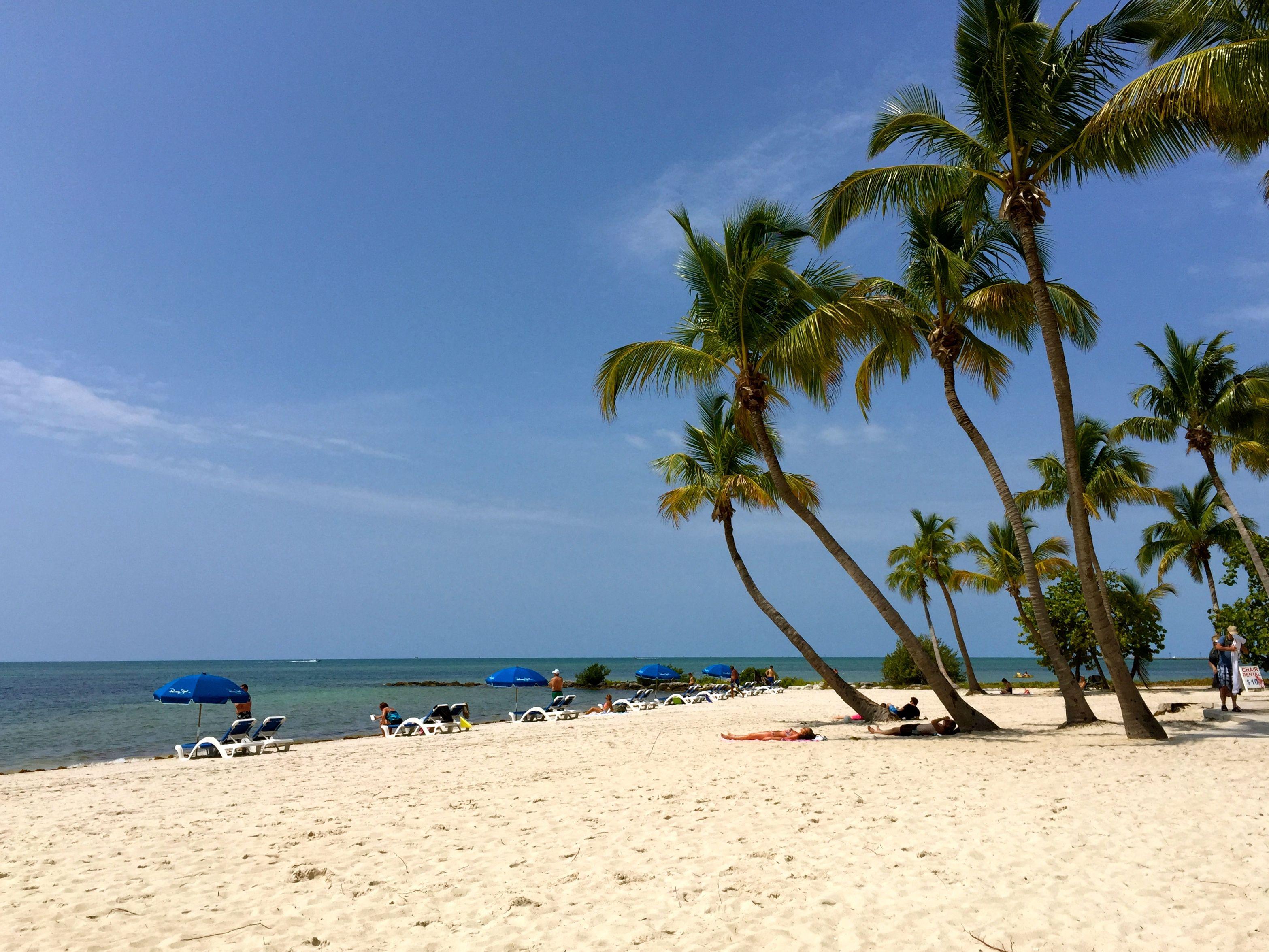 Smathers Beach Key West Florida Http Www Keywesttravelguide