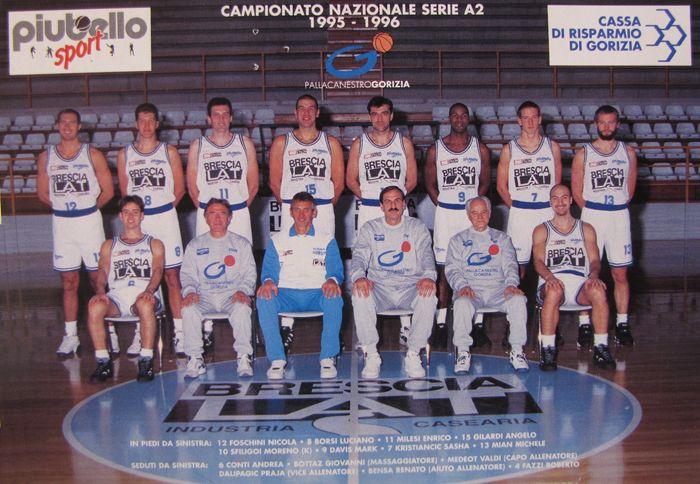 Brescialat Gorizia 95/96, sappiate che quella storia dei diritti Pesaro/Gorizia fine anni '90 non mi era piaciuta così tanto, anche se la mia squadra ne aveva beneficiato