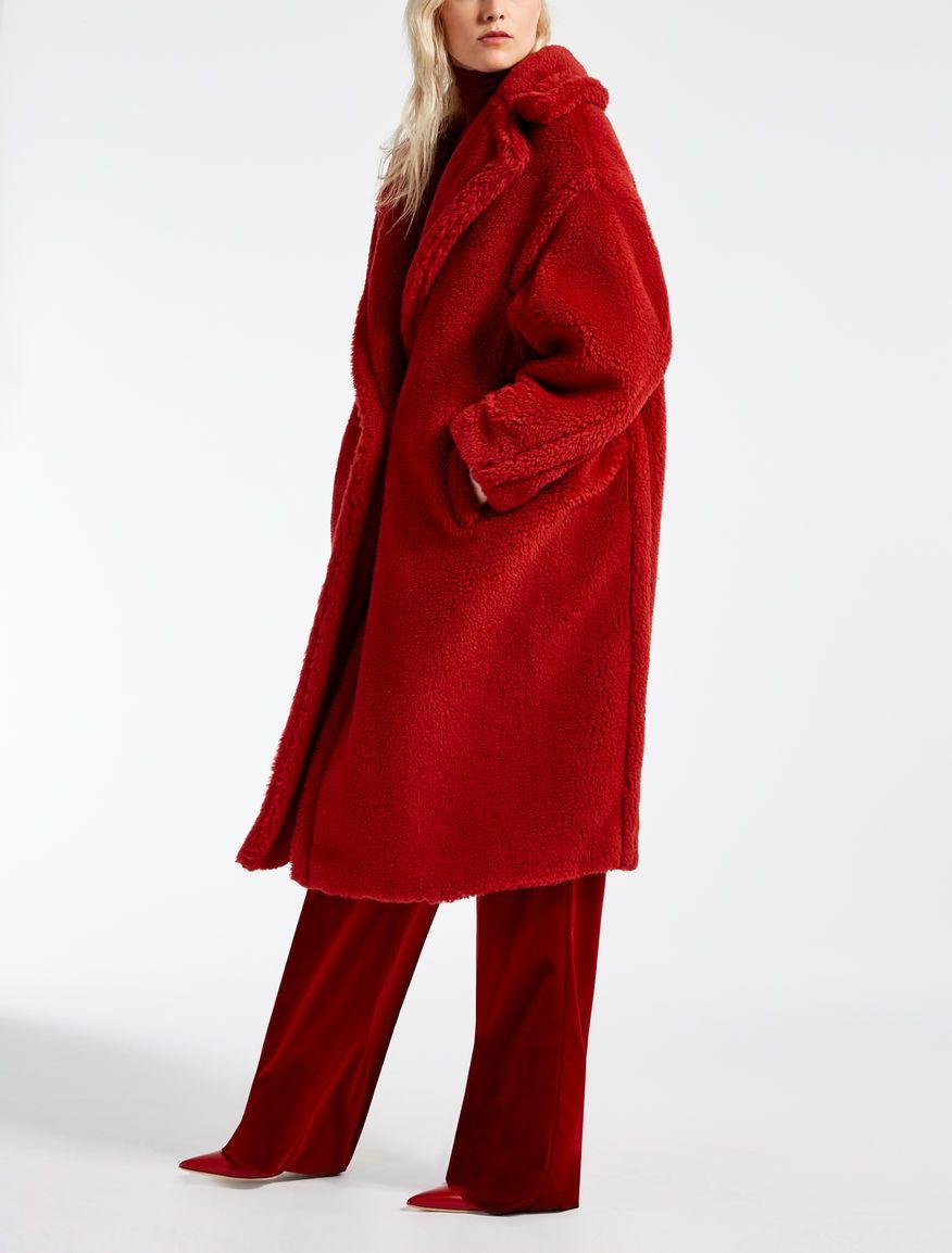 Vivetta vinyl trench coat - Rojo farfetch el-burdeos Otoño/Invierno ShywrM