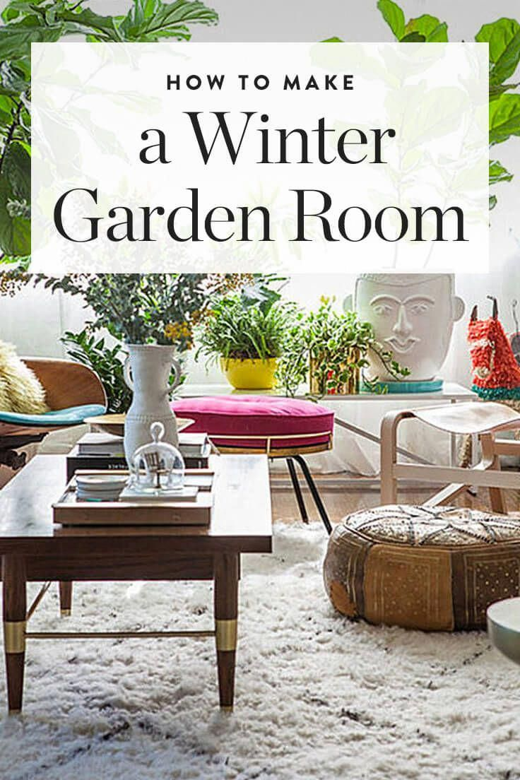 Listen Up Folks Winter Garden Rooms Are The New She