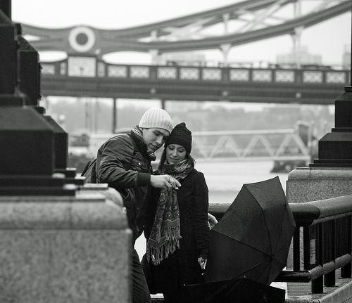 Rainy day dating ideas