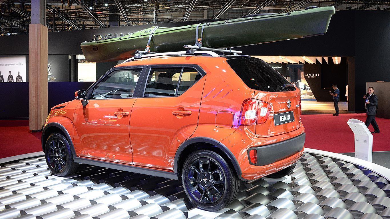 Gee Whizz It S The New Suzuki Ignis Autos
