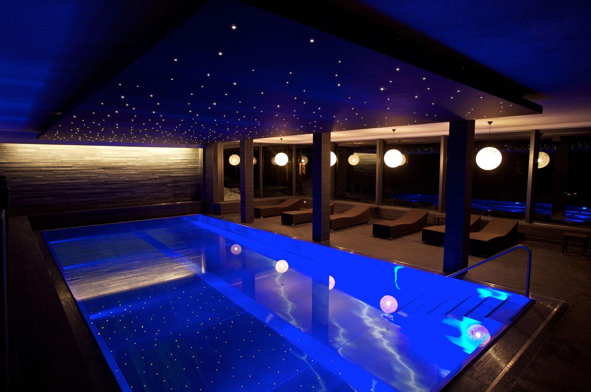 Amazing Indoor Swimming Pools Decorating Ideas Romantic Indoor ...