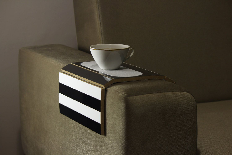 Sofa Tray Table Handmadesofa Arm Trayarmrest Traysofa Arm Interer Dlya Doma