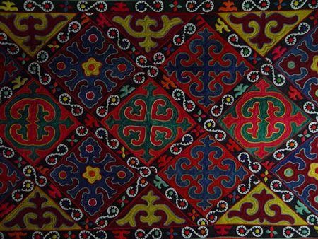 kyrgyz pattern - Google Search