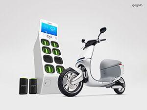 El scooter se vuelve inteligente. Gogoro lanzará su Smartscooter eléctrico este verano en Taiwan