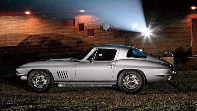 L88 C2-generation Corvette 1967  560bhp