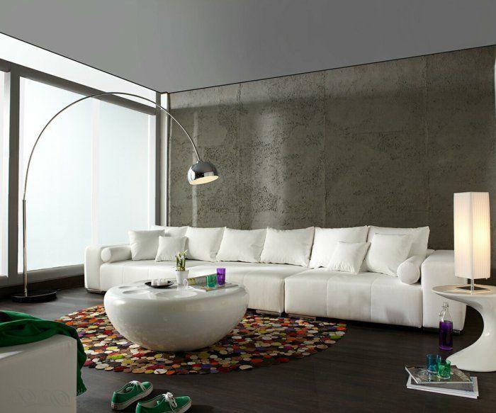 Wohnzimmer modern einrichten - 59 Beispiele für modernes Innendesign - wohnzimmer modern bilder