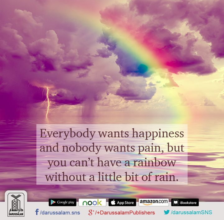 Wise Words (Quotation & Inspirations) Everybody wants happiness ...