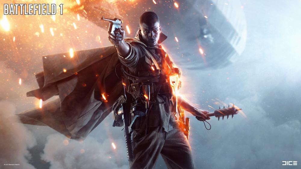 Artstation Battlefield 1 Key Art And Logo 2016 Robert Sammelin In 2021 Battlefield 1 Art Logo Keys Art