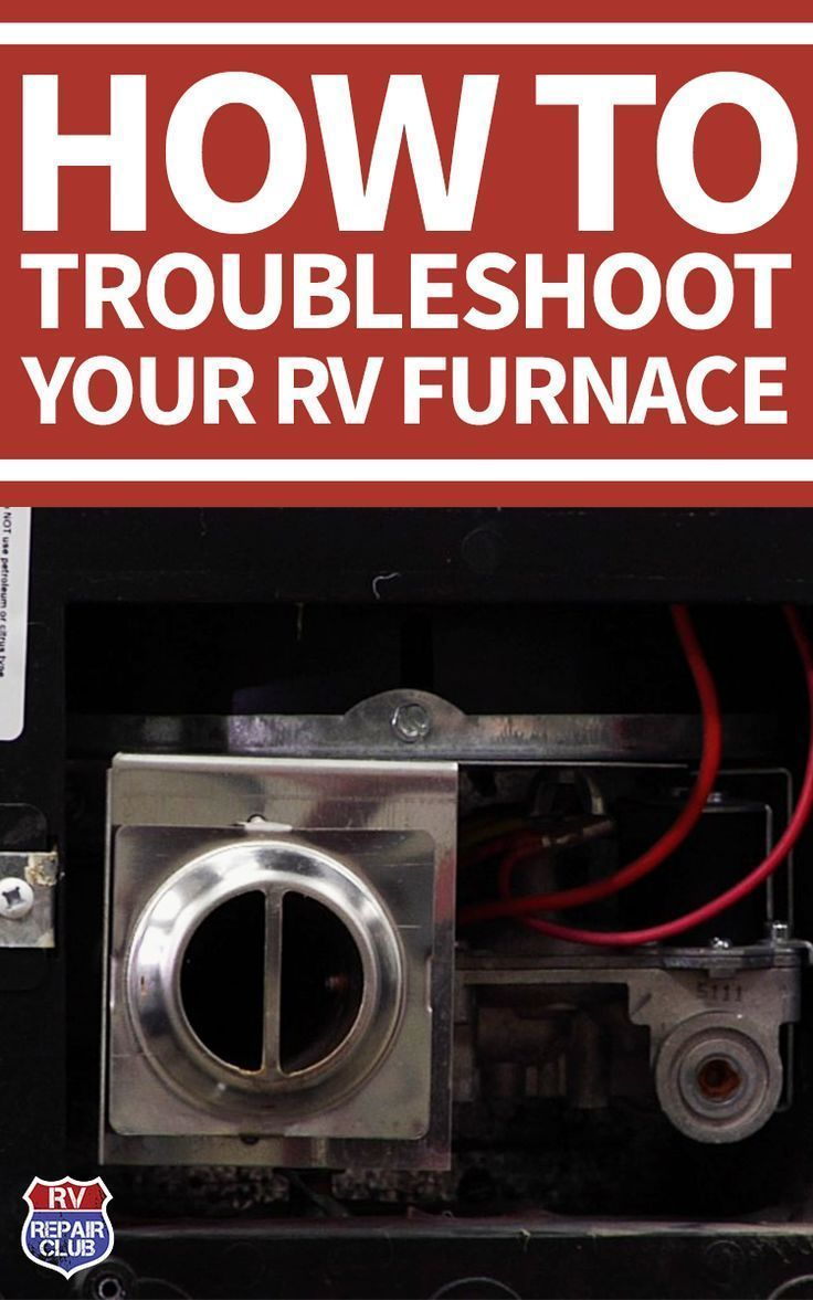 If the furnace in your RV is not sufficiently heating or