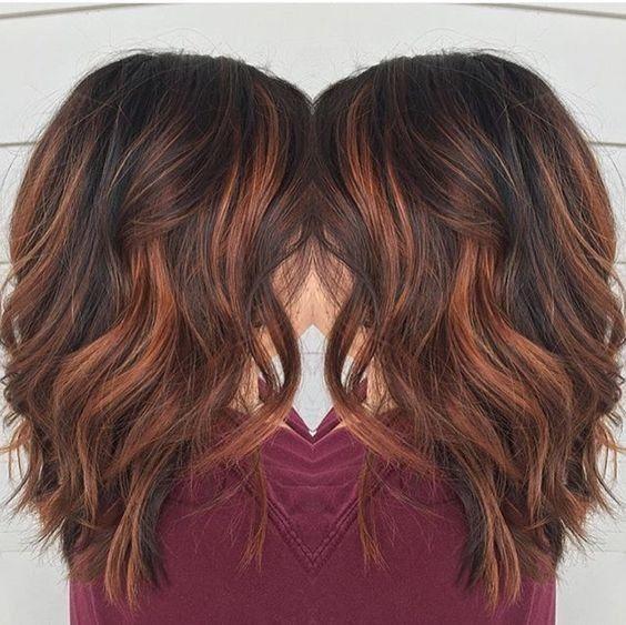 20 Lovely Medium Length Haircuts For 2020 Meidum Hair Styles For Women Hair Styles Hair Lengths Balayage Hair