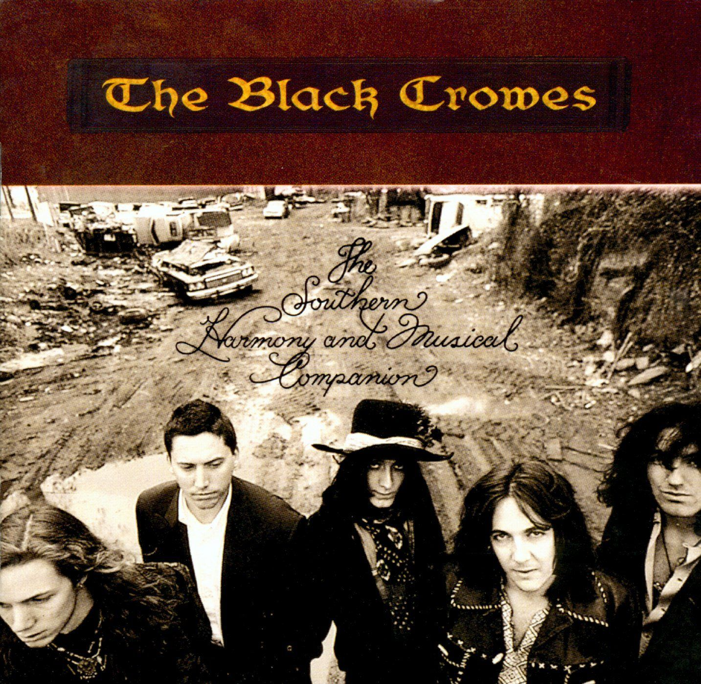 The Black Crowes second studio album features 4 chart-topping hits. Review via www.ContrastControl.net  Check out the site for great music reviews  #music #bands #interview #review #album #theblackcrowes #thesouthernharmonyandmusicalcompanion #rock #90smusic