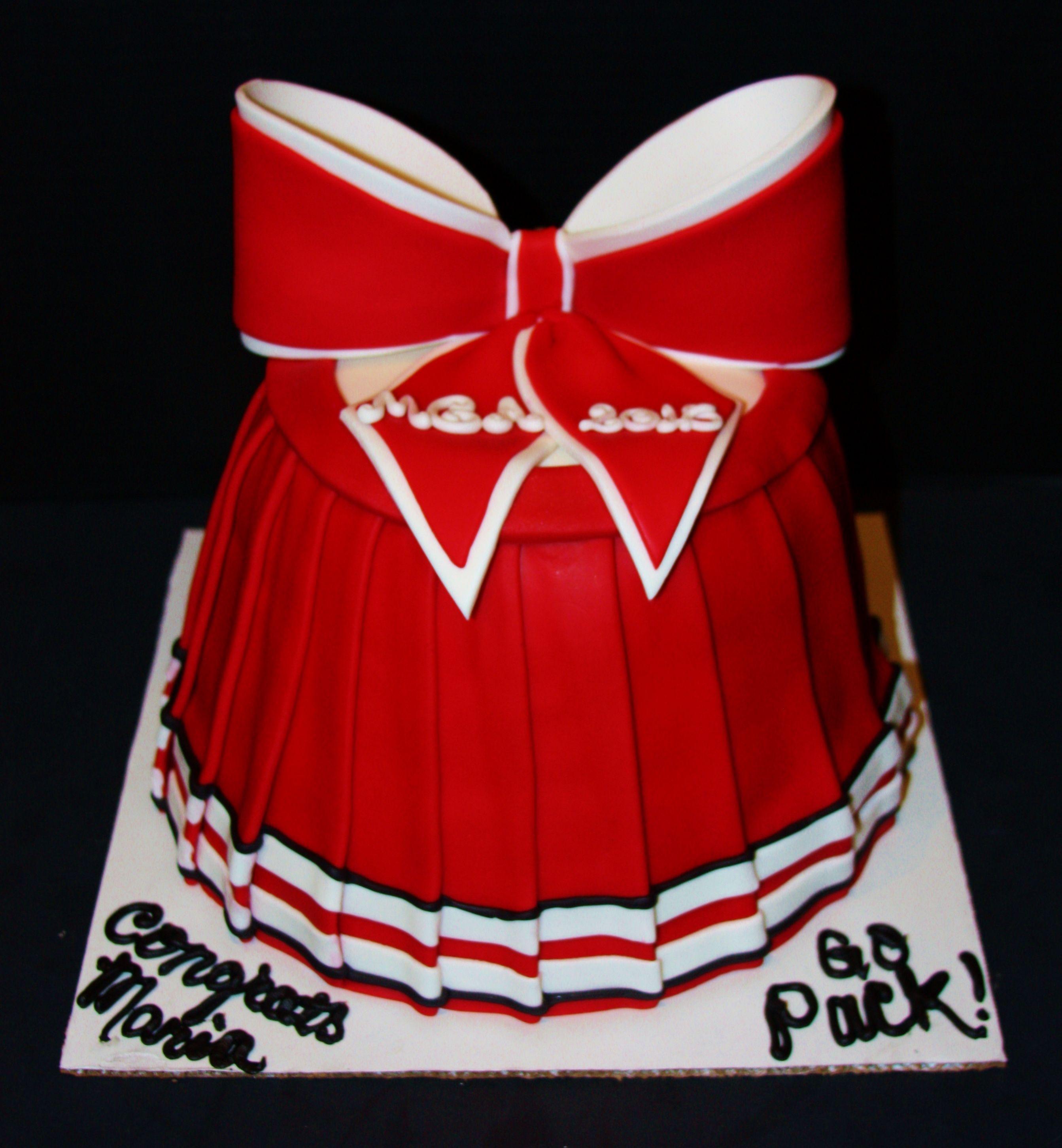Ice Cream And Cake Cheerleading Dance