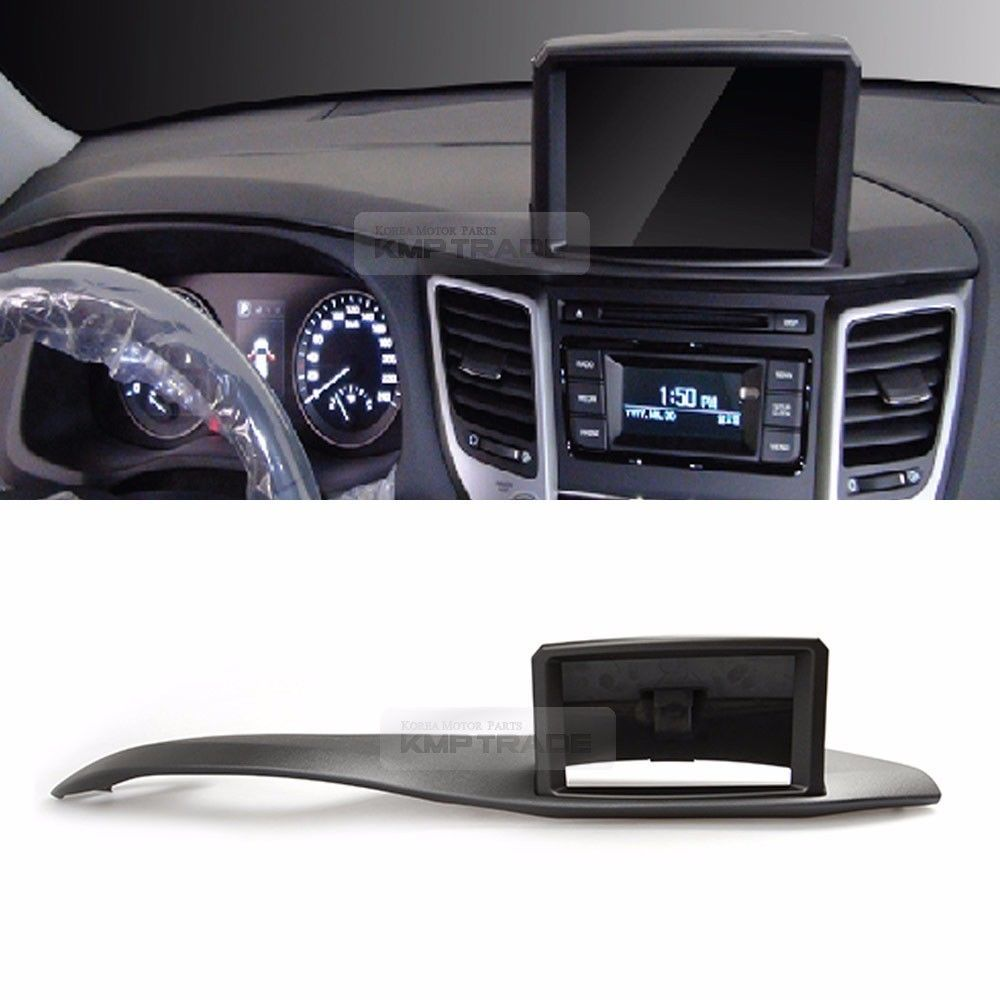 7 8 Gps Front Dash Center Fascia Integrated For Hyundai 2016 All New Tucson Fascia Hyundai Gps