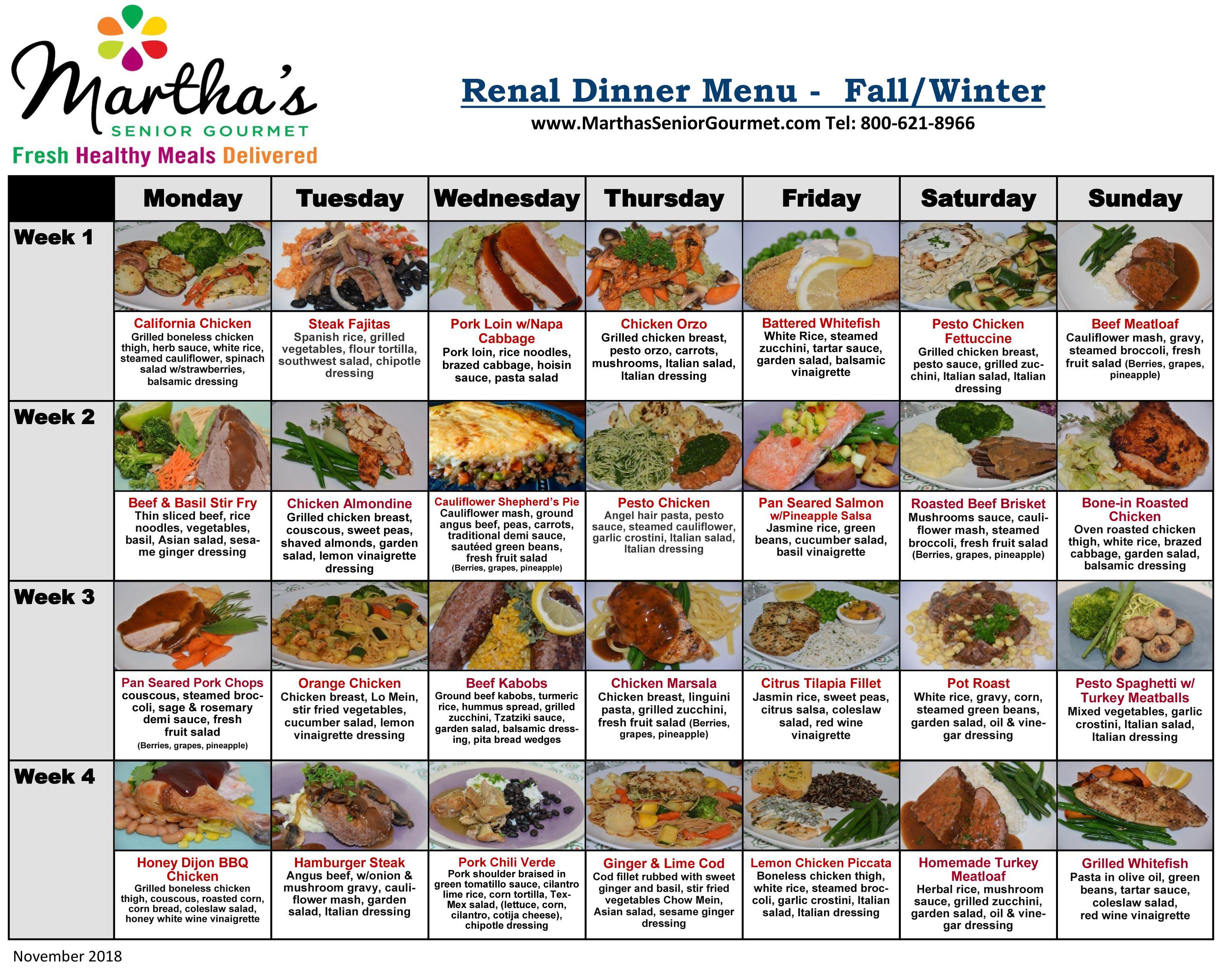 Renal Diet   Renal diet recipes Kidney friendly foods