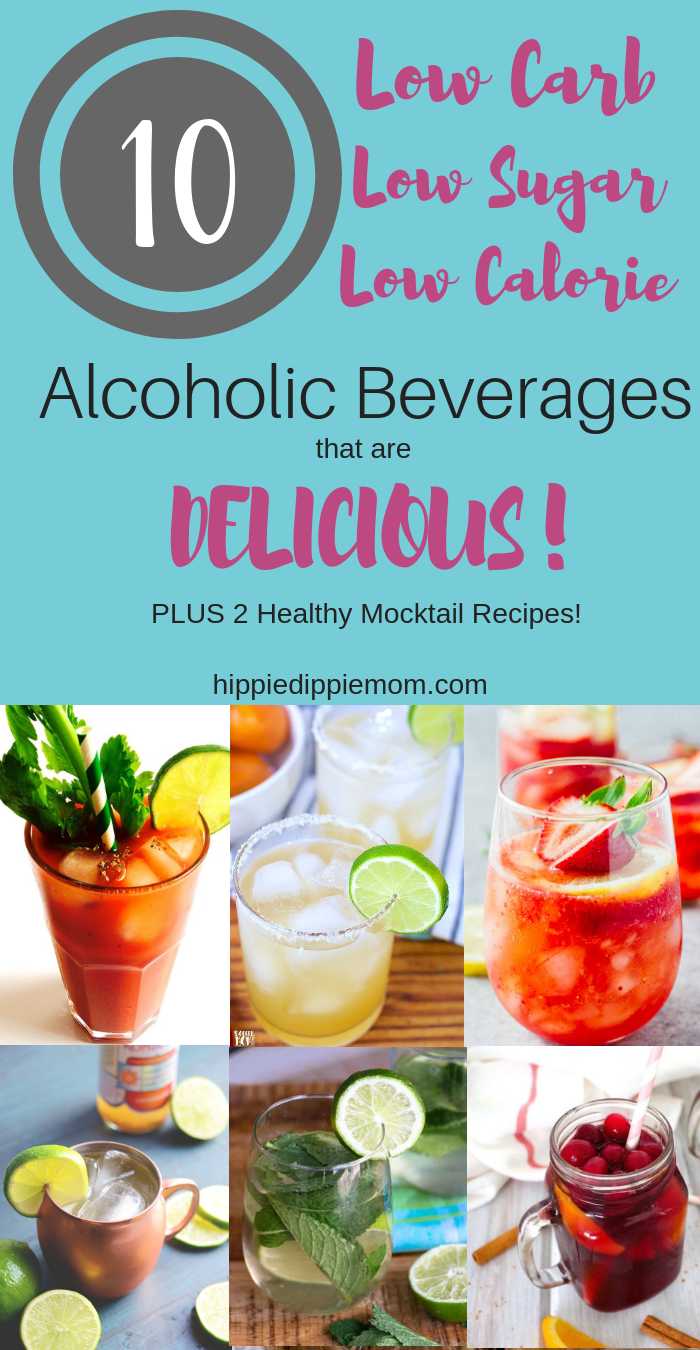 How To Enjoy An Alcoholic Drink Without Guilt — HippieDippieMom
