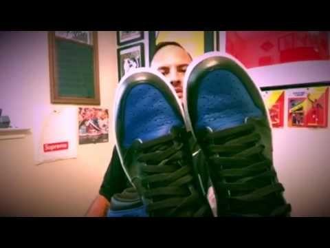 9a423f9ecf19 Air Jordan 1 Royal Review   On Feet - YouTube